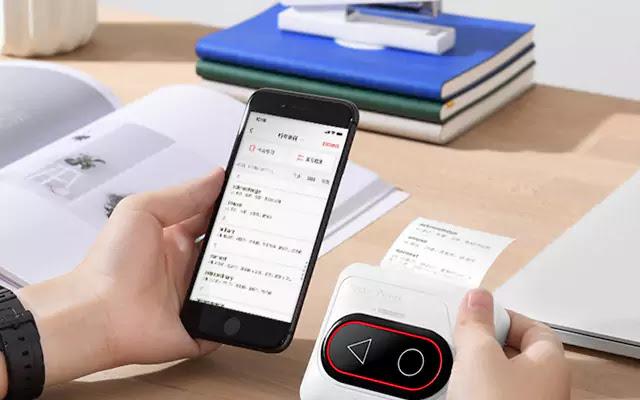 Printer Xiaomi Youdao Memobird G4
