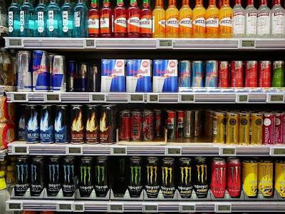 أضرار مشروبات الطاقة على الصحة