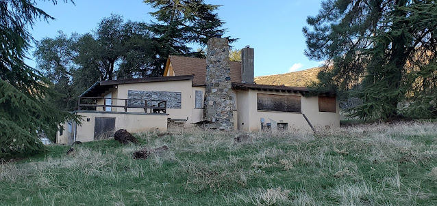 Newer house, Hunt Ranch, Wildwood Canyon State Park