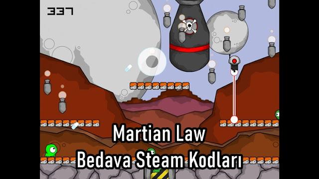 Martian Law - Bedava Steam Kodları