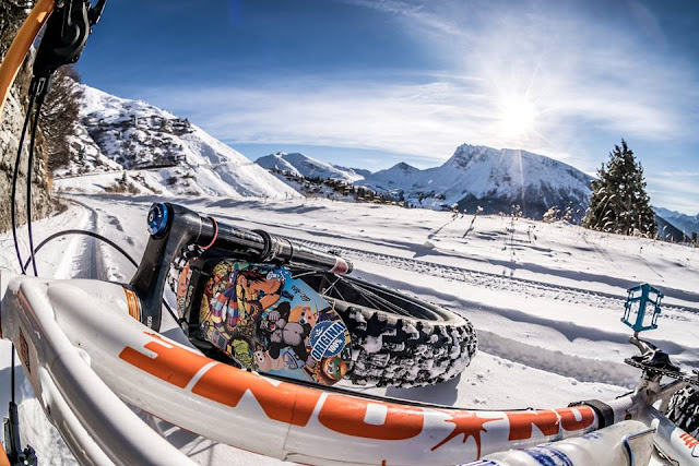 Winter Uphill Hoher Lorenzenberg Brenner