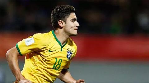 Andreas Pereira đã thể hiện tốt khả năng của mình trong màu áo MU.