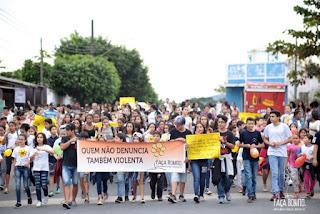 18 de Maio não passa em branco em Jacupiranga