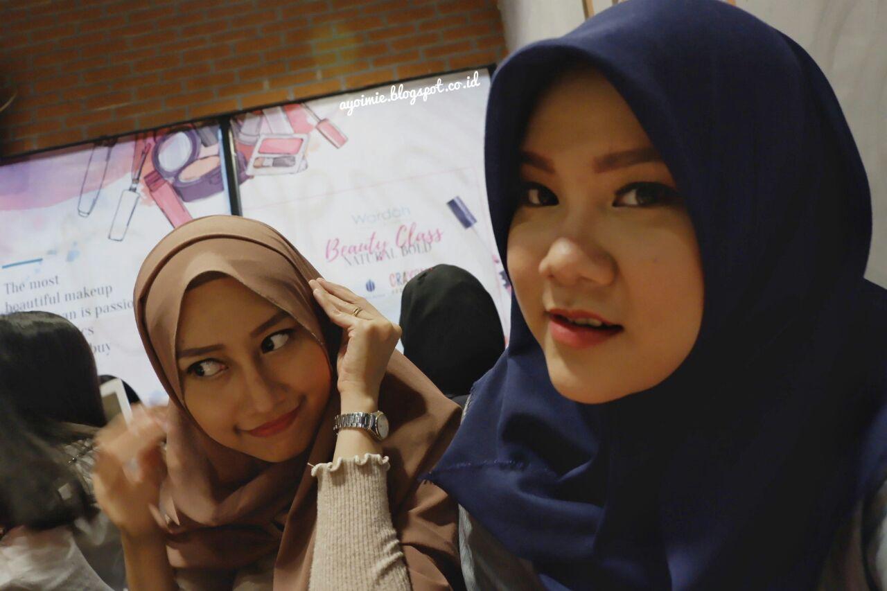 Review Beauty Class Wardah Dengan Tema Natural Bold - Ayo