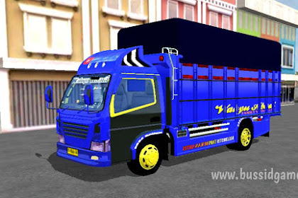 Mod Truck Canter Wahyu Abadi By Hf Projects