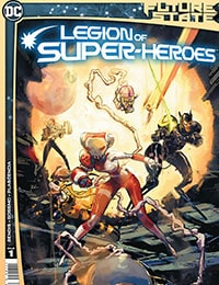 Read Future State: Legion of Super-Heroes comic online