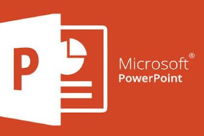 Tombol Shortcut Pada Microsoft Powerpoint