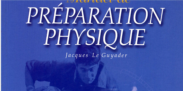 كتاب بعنوان Préparation physique بصيغة PDF
