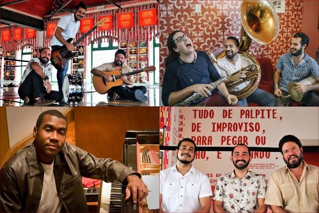9º Festival de Música Instrumental anima Conservatório Pernambucano de Música neste final de semana