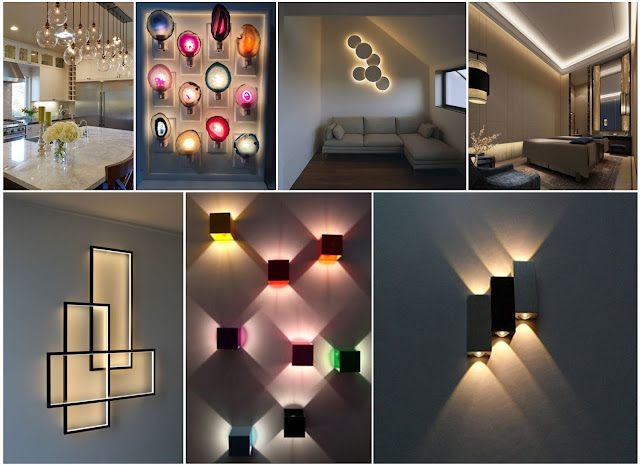 The Most Beautiful Lighting Designs For A Modern Decoration
