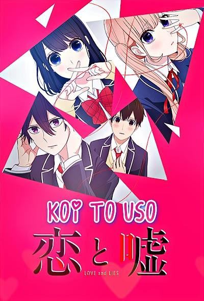 Koi To Uso [Manga] [Capítulos 156/??] [Mega] [PDF]