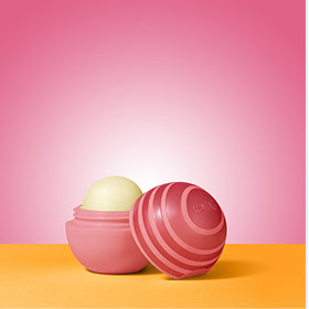 my midlife fashion, marks and spencer beauty box, eos active pink grapefruit spf30 lip balm