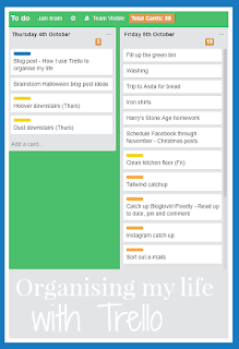 How I organise my life using Trello