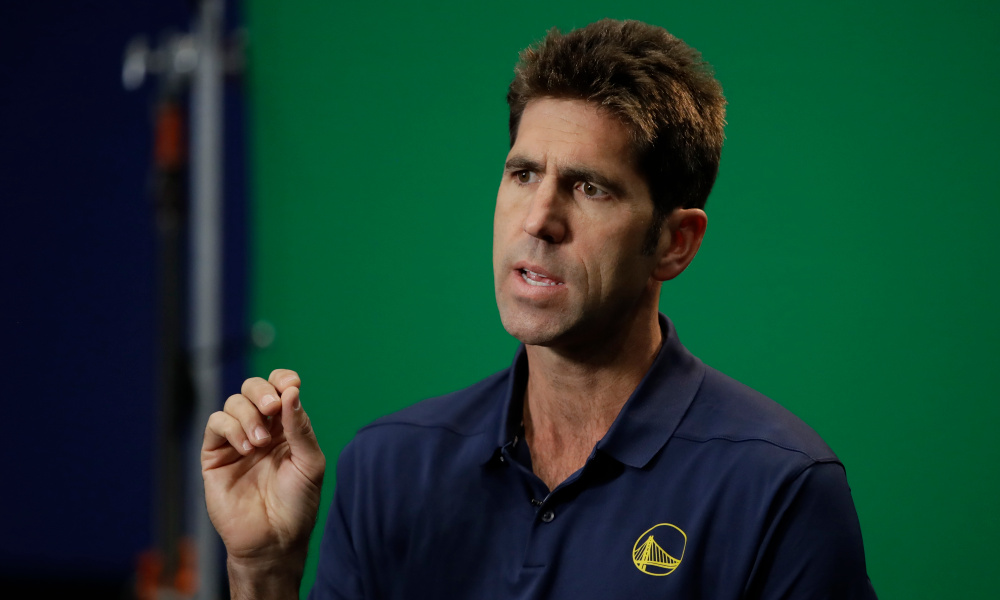 Warriors' Bob Myers