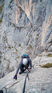 Klettersteiggehen für Anfänger – So gelingt dir der Einstieg! Klettersteig gehen - das ist wichtig für den Anfang 12