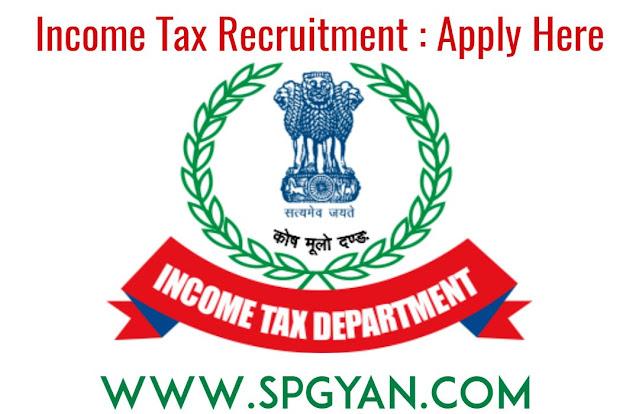 Income Tax Bharti