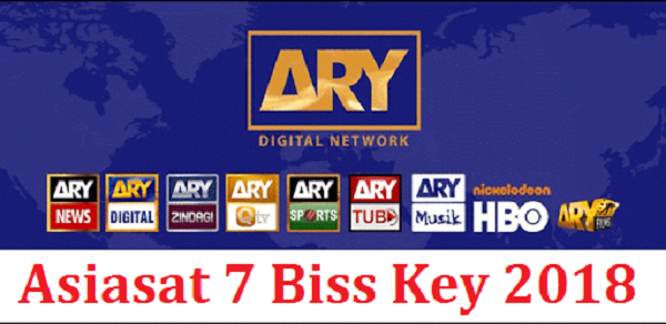 Asiasat 7 Latest Biss Key 2018 Logo TezRush