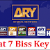 Asiasat 7 Latest Biss Key 2018