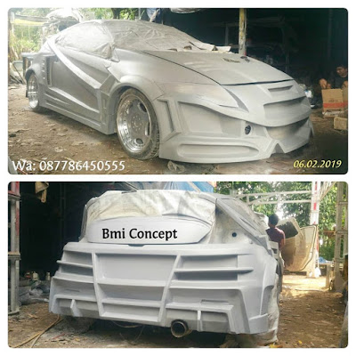 CRZ Bodykit Bmi Custom