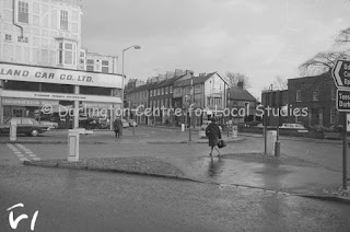 Cleveland Car Co Ltd - corner GrangeRoad and WestStreet1970's