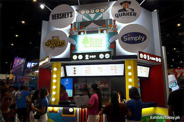 Benby Exhibition Booth