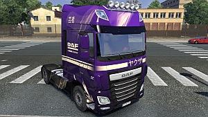 DAF Euro 6 Samurai SFW