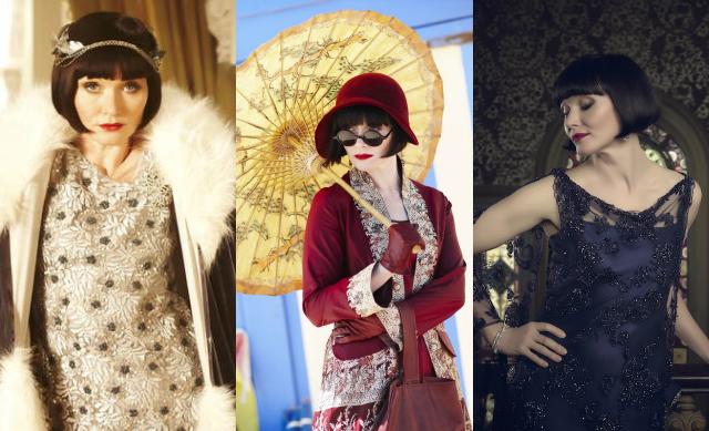 1a80320594b614 Miss Fisher is certainly not plus-size herself, but I WANTED her style so I  set out to hunt it down on the internet... with very low expectations.