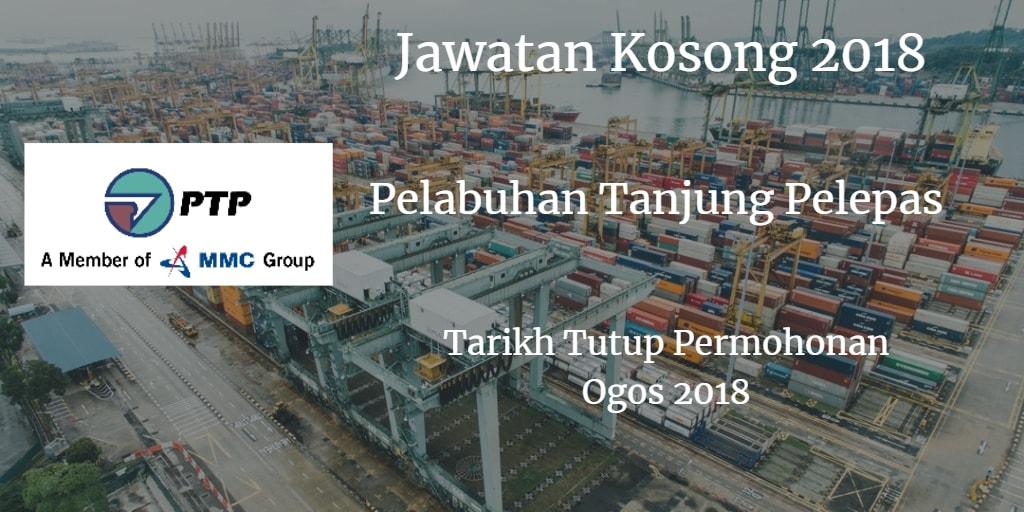 Jawatan Kosong Pelabuhan Tanjung Pelepas Ogos 2018