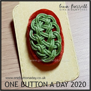Day 263 : Orm - One Button a Day 2020 by Gina Barrett