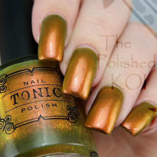 Tonic Polish Lizard Dance