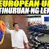 EU Tinuruan ng Leksyon ni Duterte
