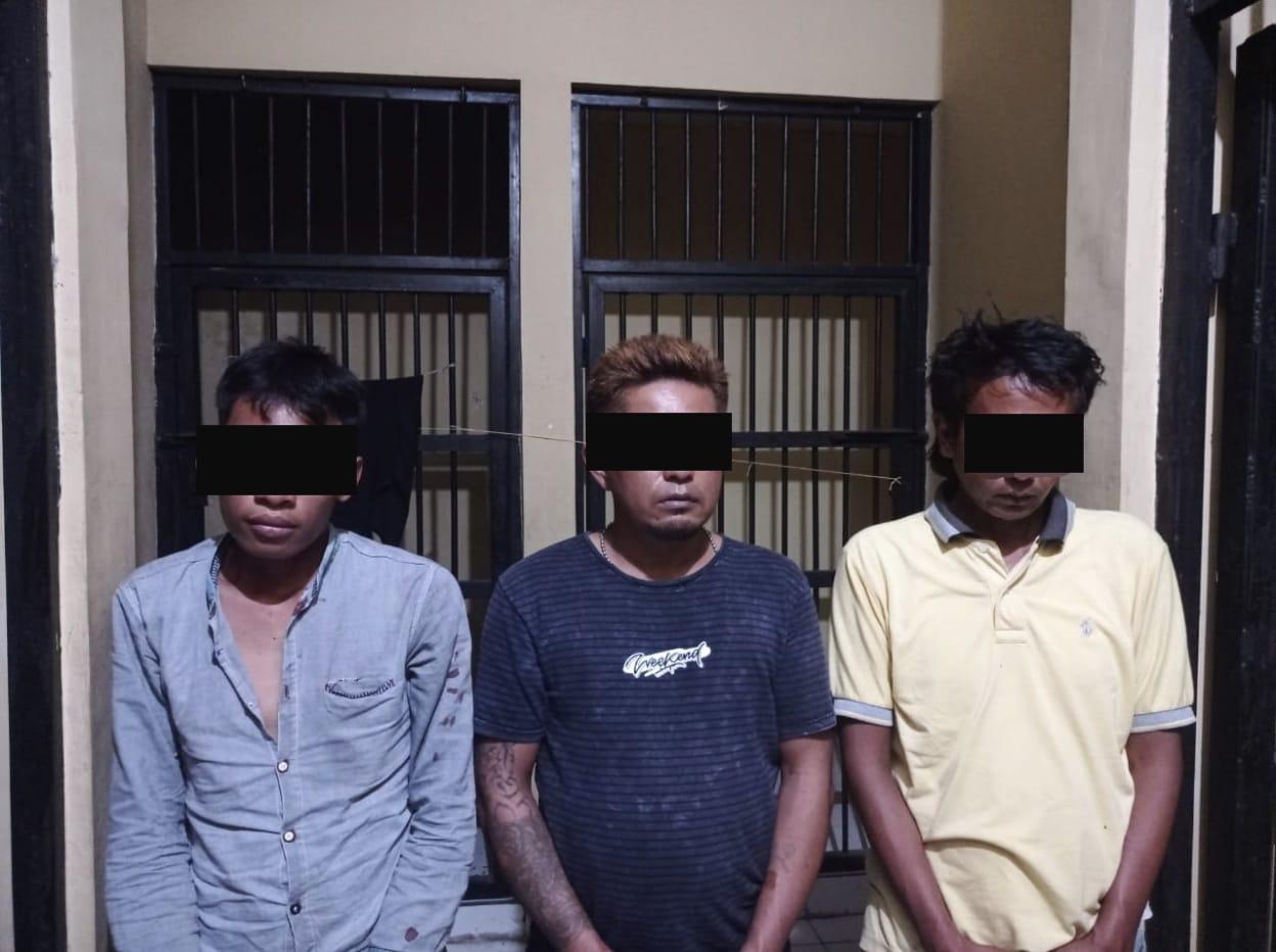 3 Pelaku Copet Antar Bus Ditangkap