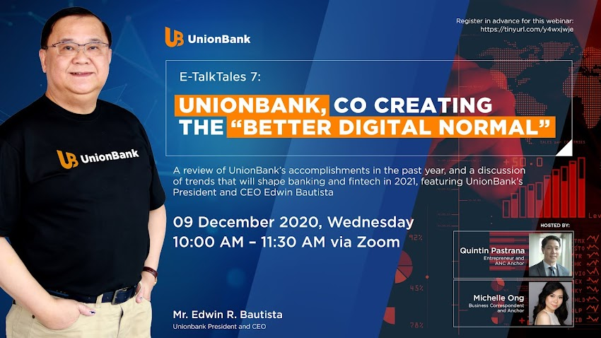 Moving from resilience to renaissance – UnionBank President and CEO