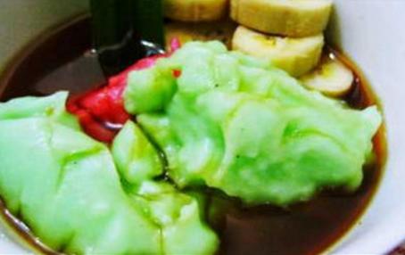 Resipi sarang pisang