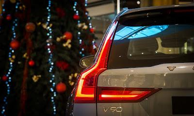 Το Νέο Volvo V90 στην Ελλάδα. Δείτε τις τιμές του νέου μοντέλου