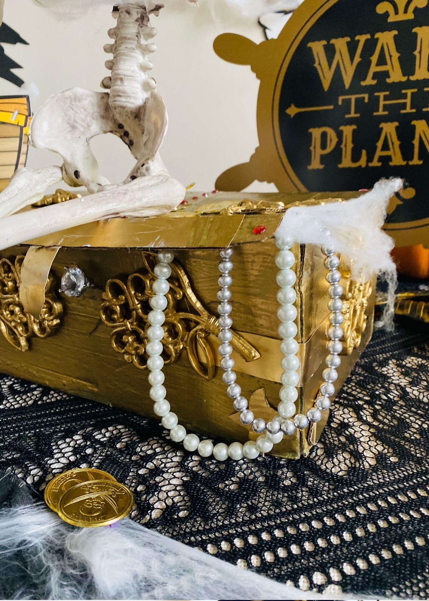 Pirate Halloween Treasure