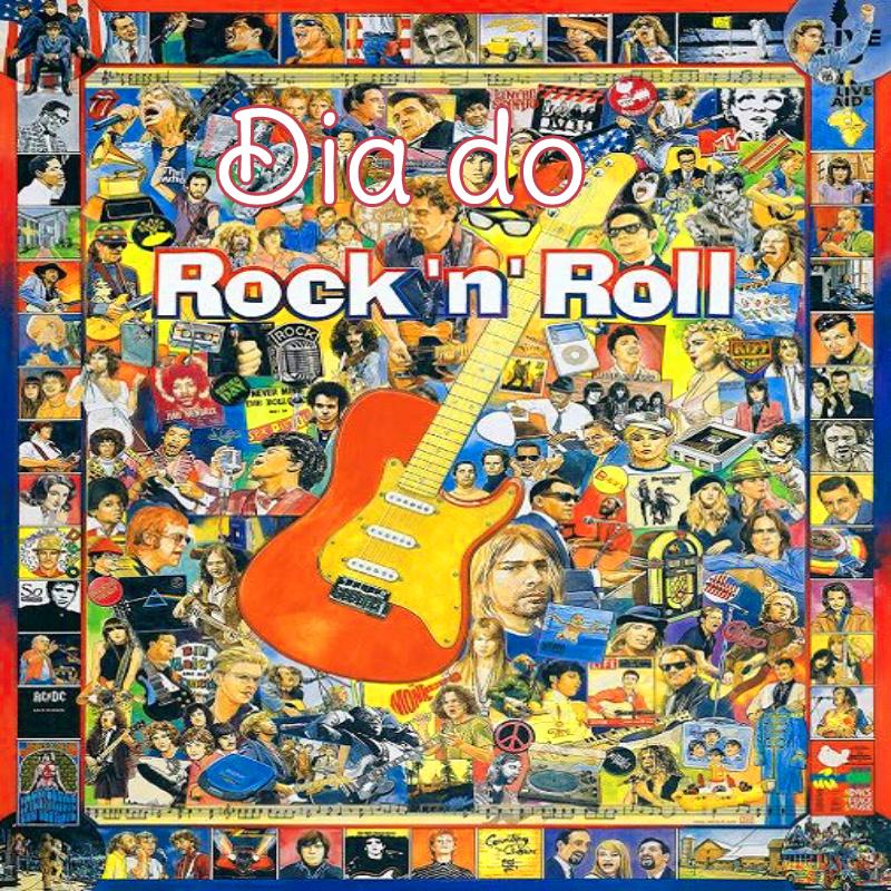 Dia do Rock é 13 de Julho