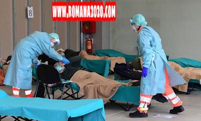 أخبار العالم عدد المتوفين بسبب فيروس كورونا المستجد covid-19 corona virus كوفيد-19 يصل 21717 في إسبانيا