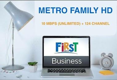 Paket Metro Family HD