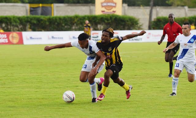 Atlántico FC logra victoria a domicilio ante Moca FC