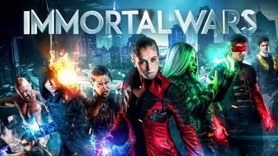 The Immortal Wars 2017 Hindi Dual Audio Full Movies 480p Download