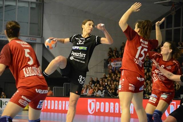 Női kézilabda EHF Kupa: győzött és továbbment a Siófok