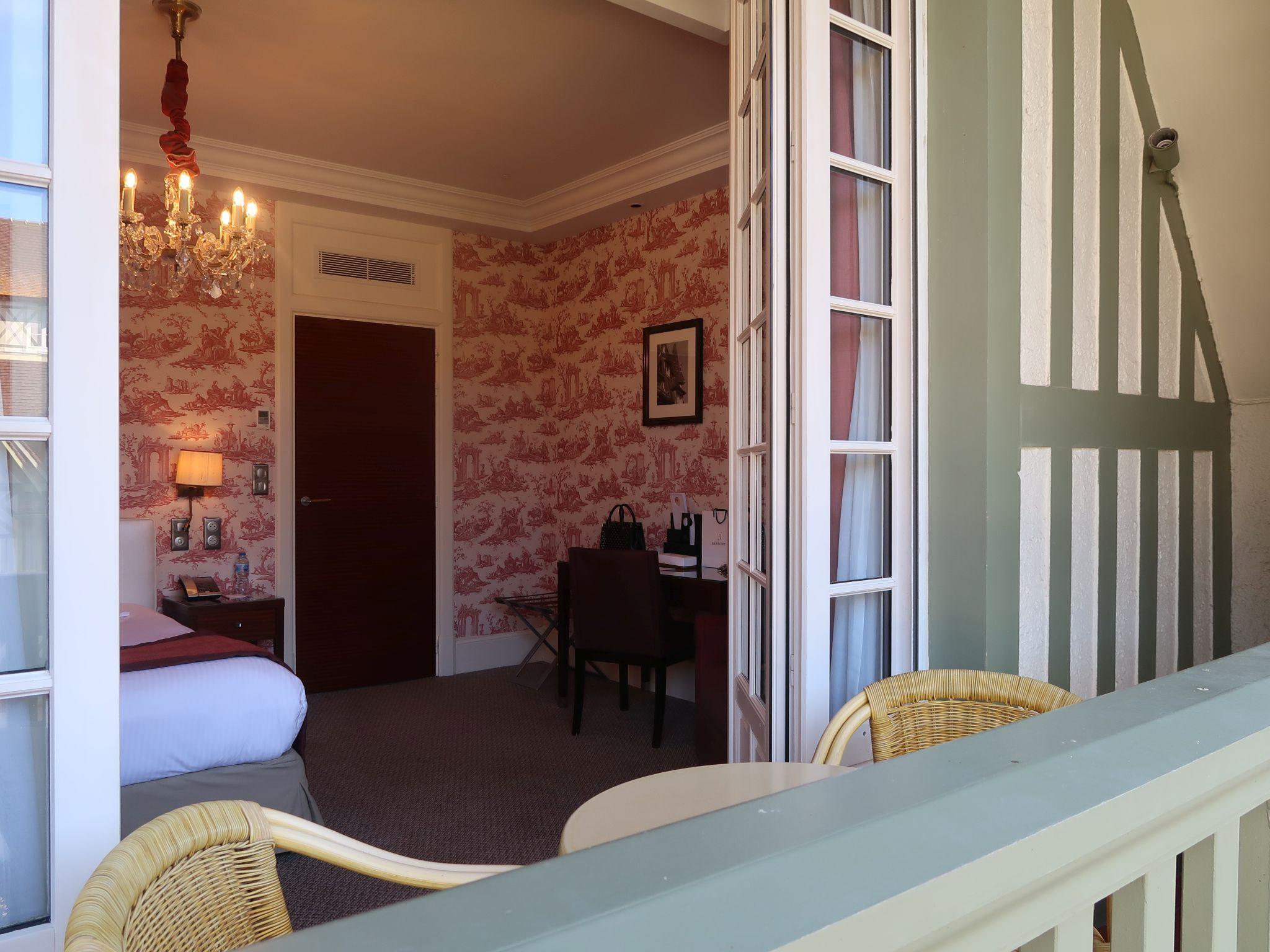 Top blog hôtellerie de luxe Le Normandy Barrière 2021