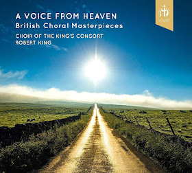 A voice from Heaven - Kings Consort - Vivat