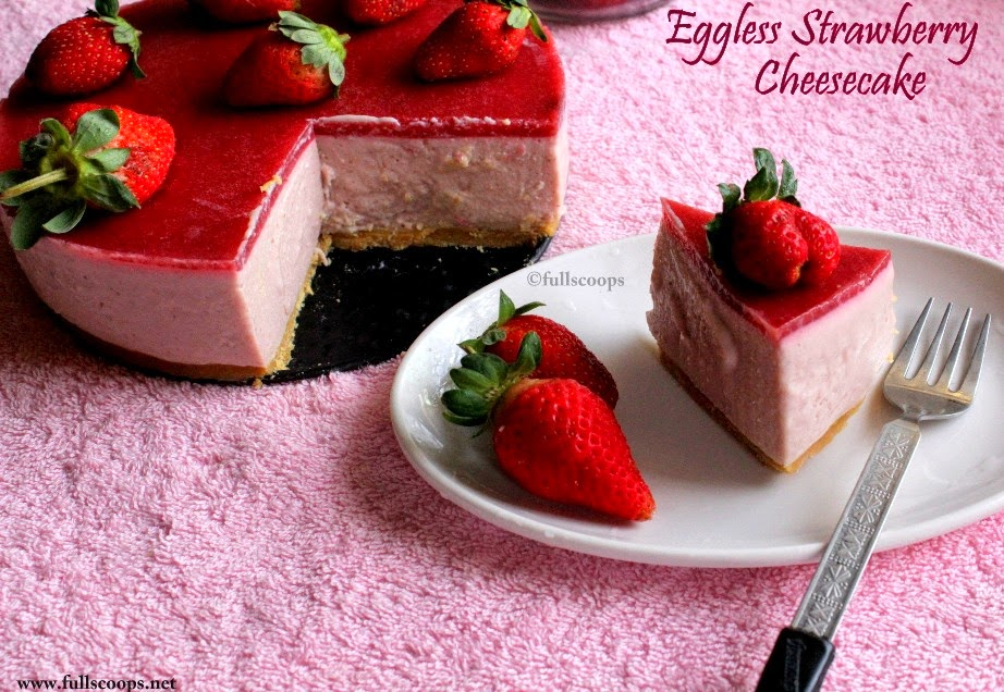 cheese cake recipe without bake