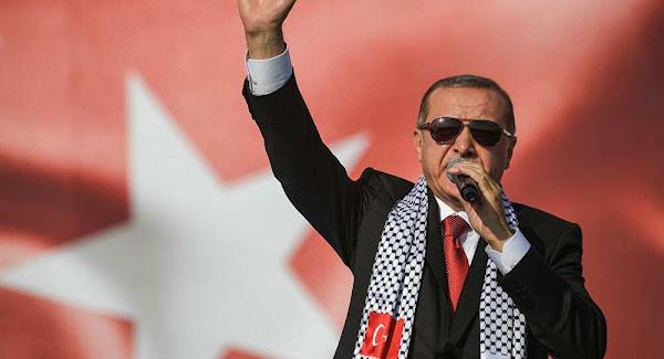 Ο πρόεδρος της Τουρκίας Ερντογάν υποσχέθηκε σήμερα την πλήρη στήριξη της Άγκυρας στο Αζερμπαϊτζάν