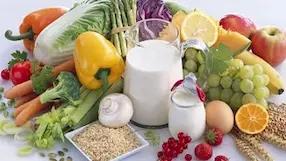 المأكولات الغنیة بالألیاف