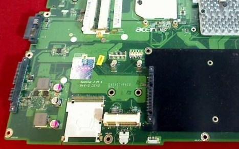 DAZY5DMB6C0 Rev C Acer eMachines G620 ZY5 Bios