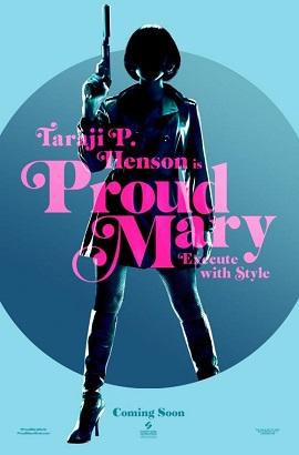 Xem Phim Sát Thủ Mary - Proud Mary