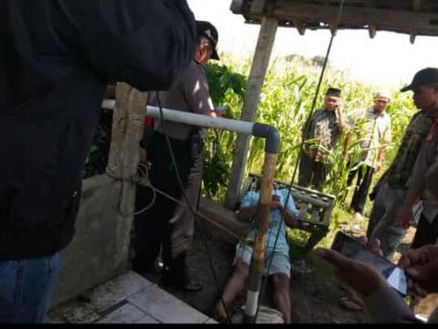 Petani di Miri Ditemukan Tewas Mengenaskan Kesetrum Sibel di Sawah